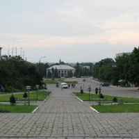 Площа, Красилов