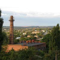 Урбанізований Красилів, Красилов