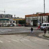 Автовокзал, Красилов
