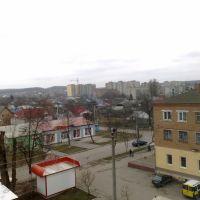 Вид из поликлиники, Красилов