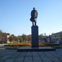 памятник дедушке ленину в красилове, Красилов