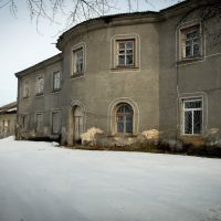 Remaining mansion in Krasilov, Красилов