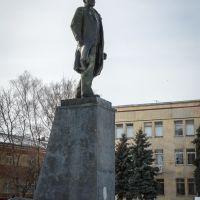 Lenin in Krasilov, Красилов