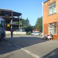 Автостанция в Красилове, Красилов
