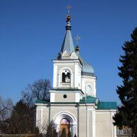 Свято-Успенский храм. Летичев., Летичев