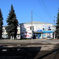 Универмаг в Летичеве., Летичев