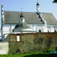 Костел в Летичеве, Летичев