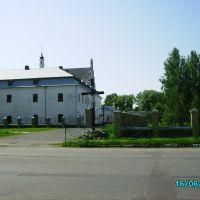 Вход в костел в Летичеве, Летичев