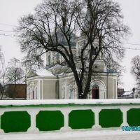 Летичівська церква, Летичев