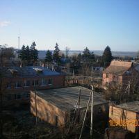 Вид з мого вікна, Летичев