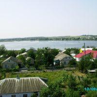 Панорама реки Волк, Летичев