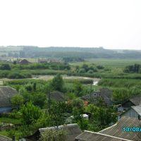 Панорама реки Волк-2, Летичев