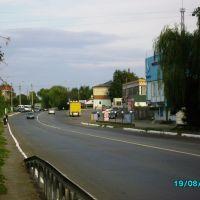 Автовокзал, Летичев