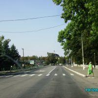 Летичев (дорога М-12), Летичев