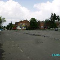 Базарная площадь-2, Летичев