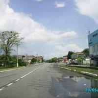 Автовокзал+Ресторан Чайка, Летичев