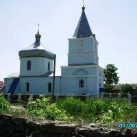 Церква, Летичев