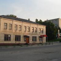 Biblioteka, Новая Ушица