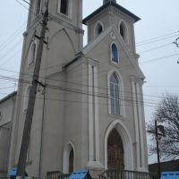 Catholic Church, Новая Ушица