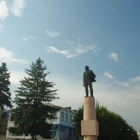 Nova Ushytsia and Brailivka, Новая Ушица