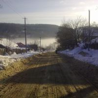 Ковальська гора, Новая Ушица