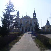 Костел в м. Полонне (1607р.), Полонное