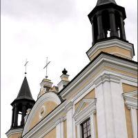 Ракурс. Костел Св. Анны., Полонное