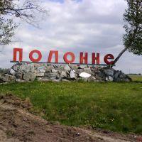 Дорогою з Новоселиці, Полонное