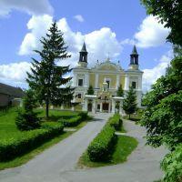 Костел влітку, Полонное
