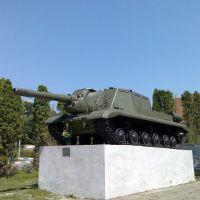 САУ (самоходная арт. установка), Староконстантинов
