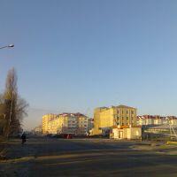 17.11.2011 - утренние лучи солнца., Староконстантинов