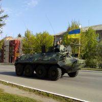 9-е мая 2011 года., Староконстантинов