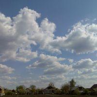 Blue sky., Староконстантинов