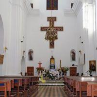 Староконстантинов. Костел Иоанна Крестителя, Староконстантинов