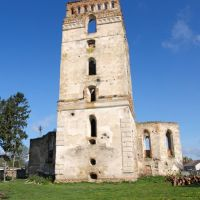 Староконстантинов. Сторожевая башня, Староконстантинов