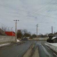 Выезд на ул. 1 Мая (Хмел. трасса)., Староконстантинов