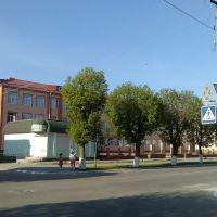 Оновлённая школа №8., Староконстантинов