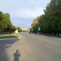 Перекрёсток улиц Мира и Лермонтова., Староконстантинов