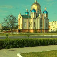 Церква Св.Михаїла/St.Michael church, Нетешин