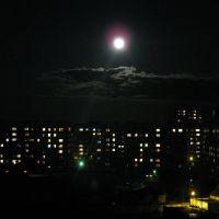 full moon, Нетешин