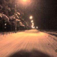 Зима, Нетешин