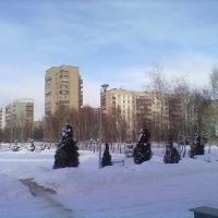 Winter 2012, Netishyn, Нетешин