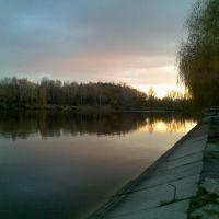 Берег речки Шполка, Ватутино