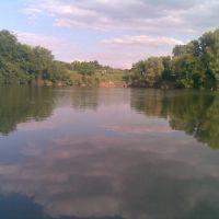 Карьер, Городище