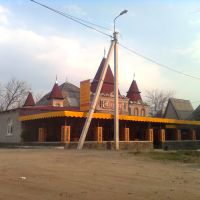 "Кафе-бар ""Гулівер"", Городище"