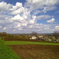 Вид на село, Ерки
