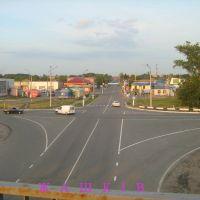 Центральний вїзд, Жашков