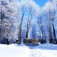 Мемориал славы, Жашков