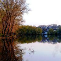 Early spring., Жашков