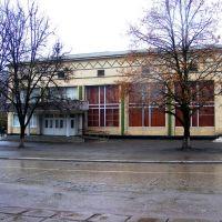 Дім культури, Жашков